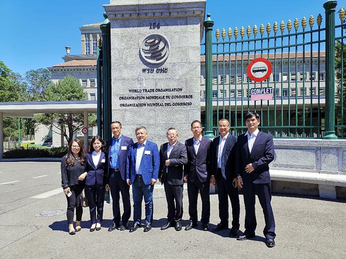 五粮液科研团队赴欧洲开展国际合作交流与考察