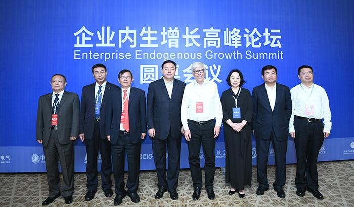 五粮液成功协办企业内生增长高峰论坛